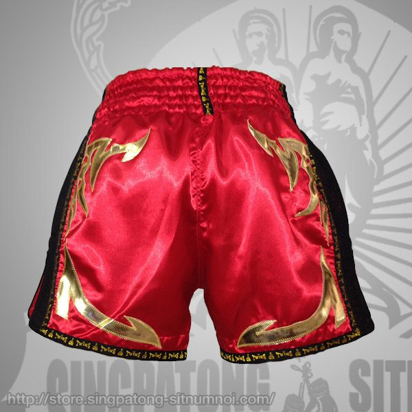 twins-singpatong-low-waist-retro-shorts-red-back